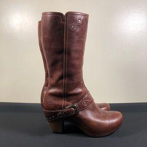Dansko Clog Rylan Boots.